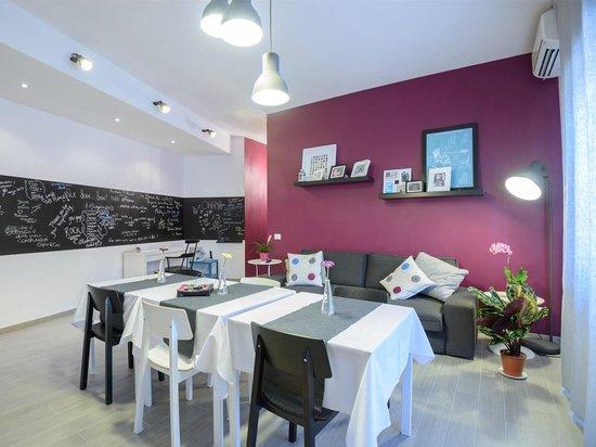 Que Sera, Sera...: Breakfast room All Together
