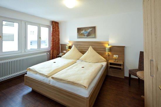 Hotel Rappen am Muensterplatz : Doppelzimmer