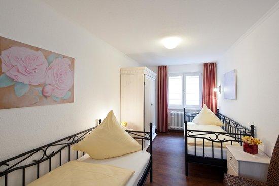 Hotel Rappen am Muensterplatz : Appartement
