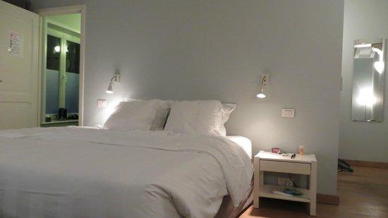 Bed & Breakfast Speelmansrei: комната