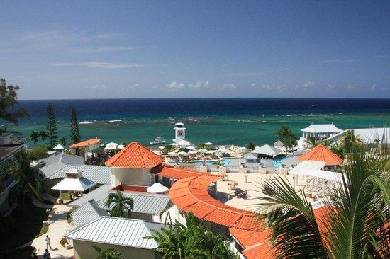 Beaches Ocho Rios Resort & Golf Club: View from 1515