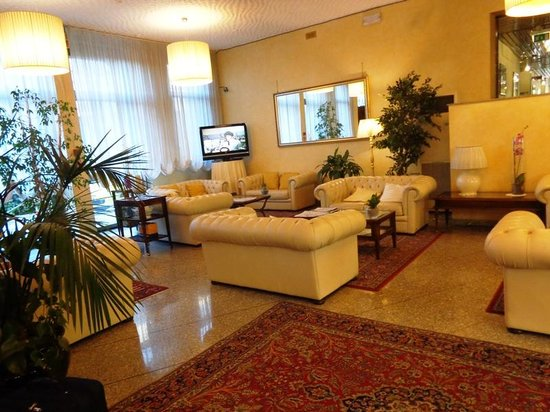 Air Hotel Linate : Hall