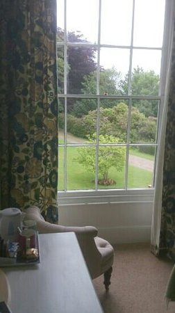 Laston House: lovely view
