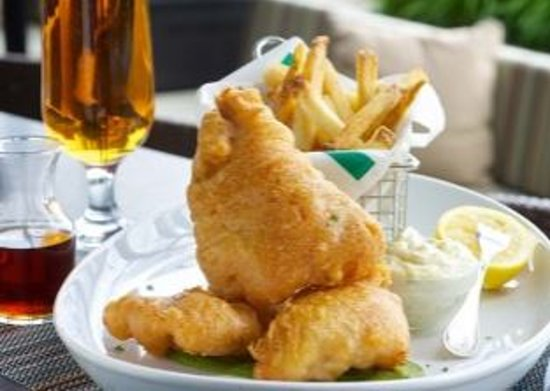 Smith & Wollensky - Philadelphia : Craft Beer Battered Fish & Chips