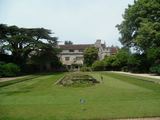 House Picture Of Athelhampton House And Gardens