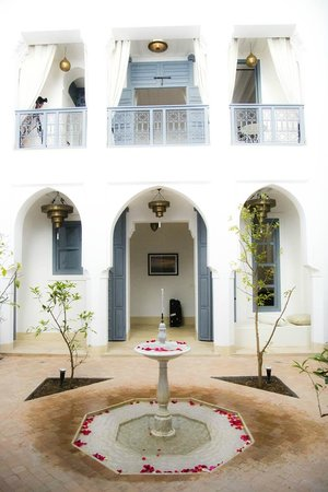 Riad Adore : View of entrance