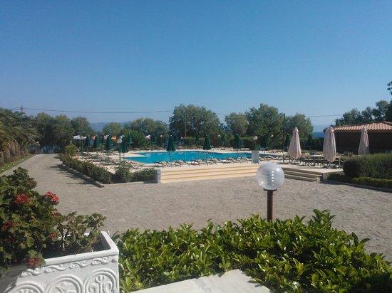 Bella Vista Hotel: Uitzicht vanaf het terras