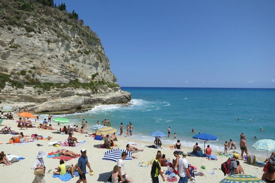 Residence-Hotel New Paradise : Ancora spiaggia