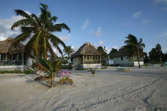 Blackbird Caye Resort: Cabana #2, Home for the Week