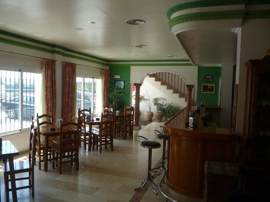 Hostal Drago: Salon comedor