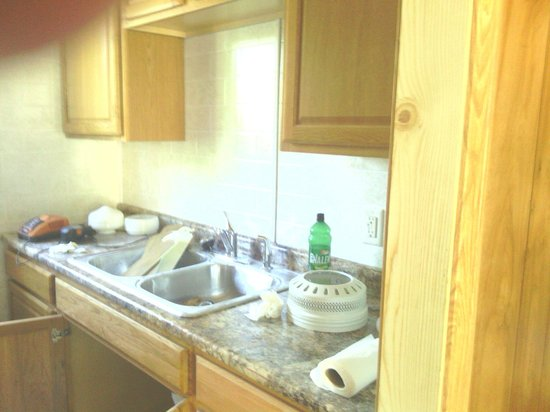 Maple Lane Cottages: another pic of the new kitchens