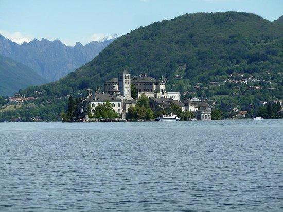 B&B La Pescia : Isola di San Giulio