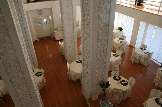 Luxor Hotel Rimini: sala colazione