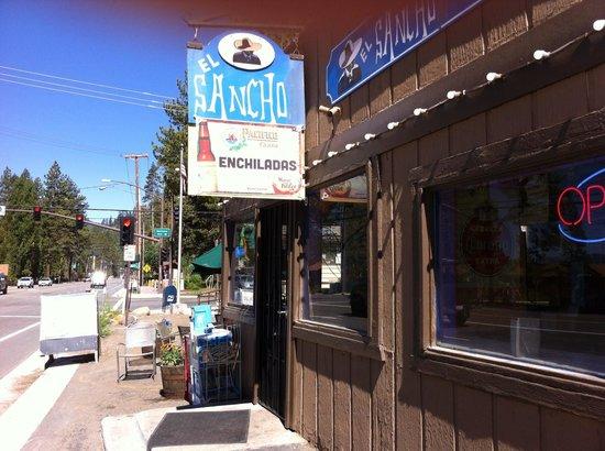 Firelite Lodge: Sancho's