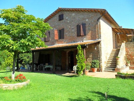 Bed & Breakfast Le Rondini: vista esterna