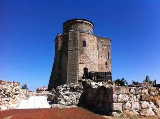 Alba de Tormes, España: Torre del homenaje