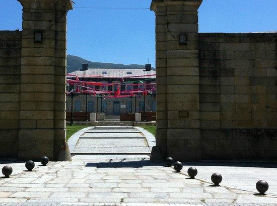Piedrahita, Spania: entrada principal