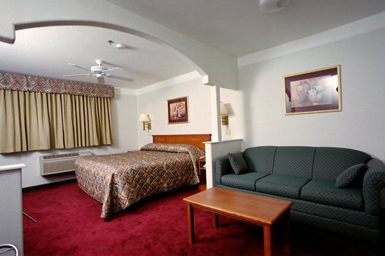 Mt. Shasta Inn and Suites: King Bed Suite