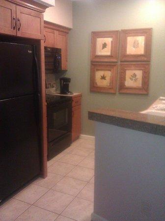 Sheraton Mountain Vista Villas, Avon / Vail Valley: Full kitchen