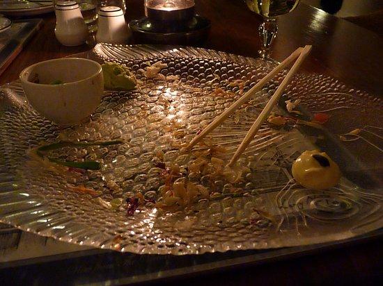 Stanley's Terrace: Sushi après