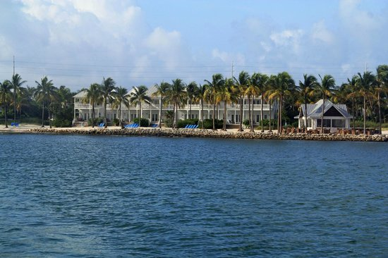 Tranquility Bay Beach House Resort : waterview