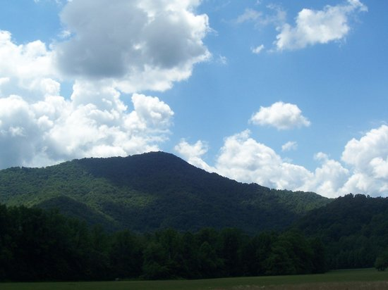 Great Smokies Inn : view from the hotel