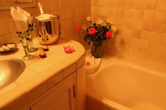 Villa Mirasol Hotel: Romantic Suite
