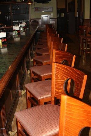 Palm City Grill: Bar