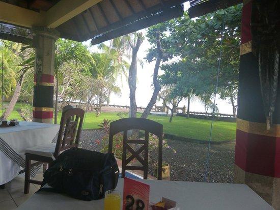 Aditya Beach Resort: Dining area in nice settings