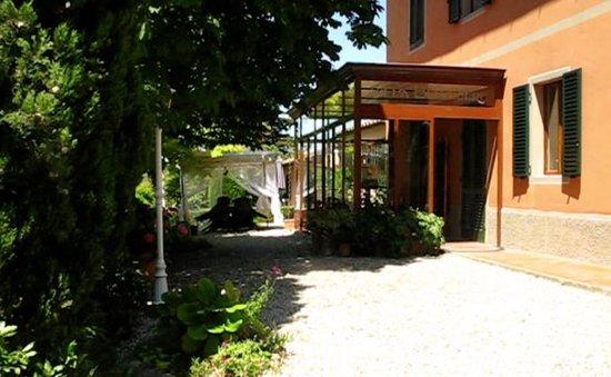 Hotel Villa Belvedere: Entrance