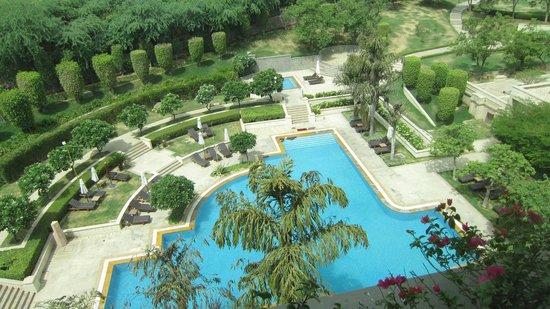 The Grand New Delhi: view