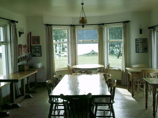 Old Pier House : breakfast room in main house