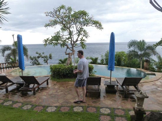 Blue Moon Villas: View from room