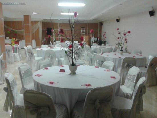 Hotel Roma Plaza: Las Américas Room