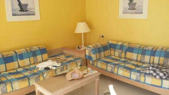 IBEROSTAR Lanzarote Park: lounge