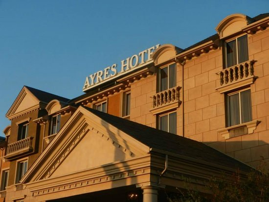 Ayres Hotel Los Angeles Picture Of Ayres Hotel Manhattan Beach