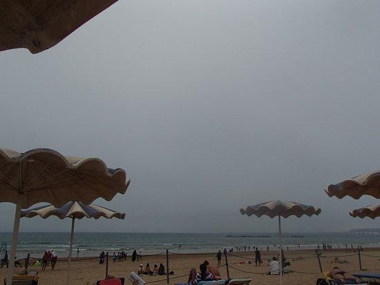 Agador Tamlelt: la plage