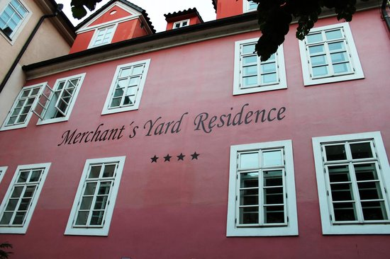 Merchant's Yard Residence: hotel
