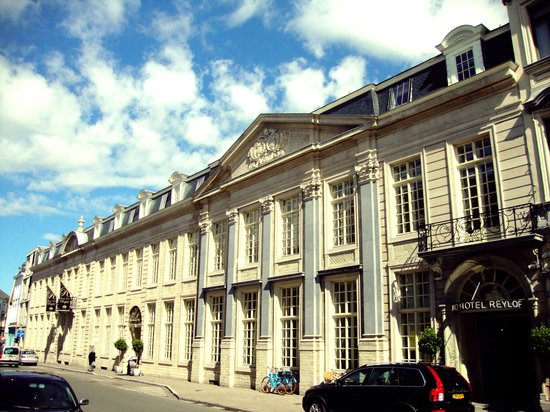 Sandton Grand Hotel Reylof Ghent