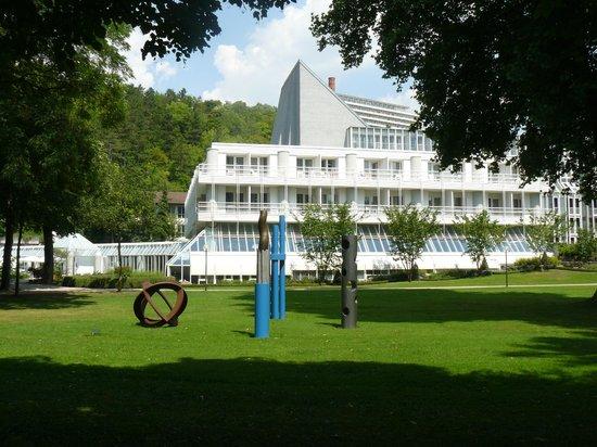 Best Western Premier Parkhotel Bad Mergentheim: het hotel