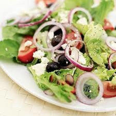 Watusi : big fat greek salad