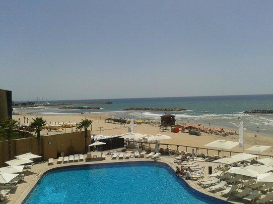 Daniel Herzliya Hotel View From Room