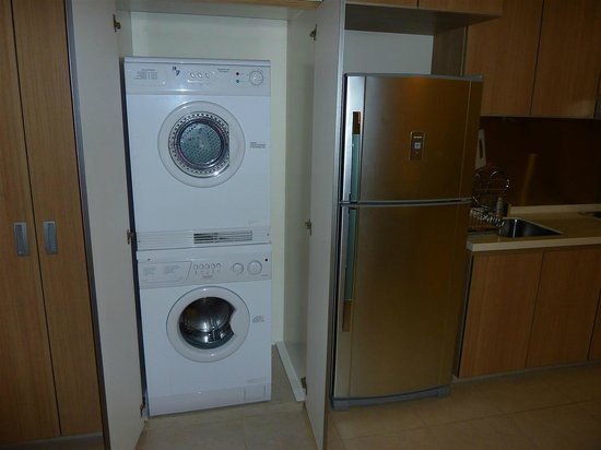 Redwood@Central: Washer & Dryer