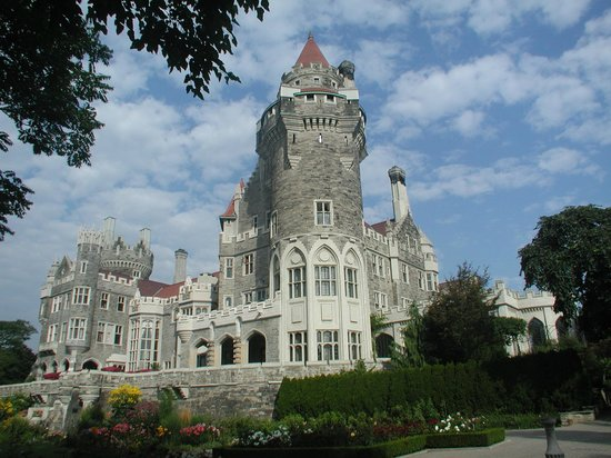 Casa Loma: Great picnic destination