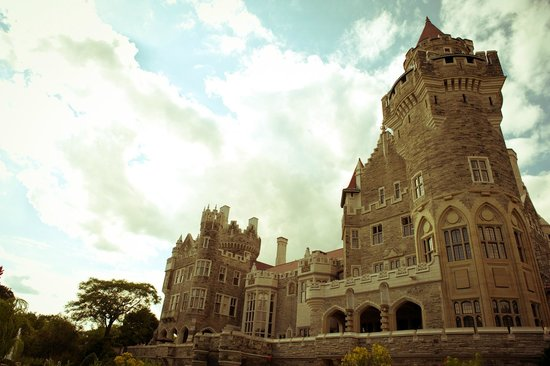 Casa Loma: Beautiful castle