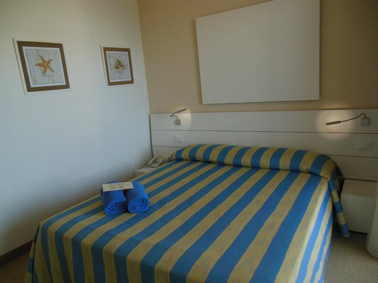 Adriatic Palace Hotel: Zimmer Look