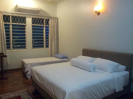 Villa D'Oria: Family Bedroom
