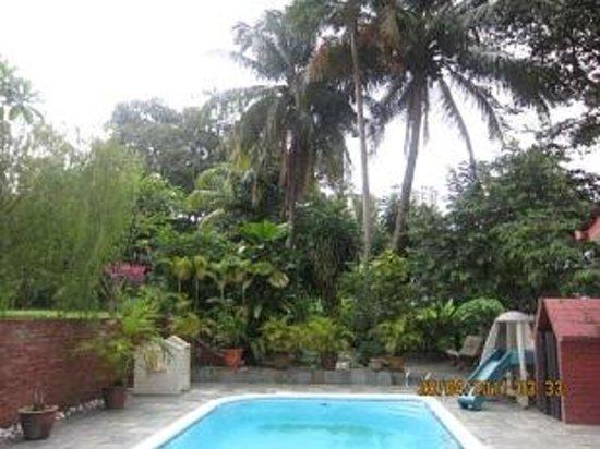 Villa D'Oria: Swimming Pool