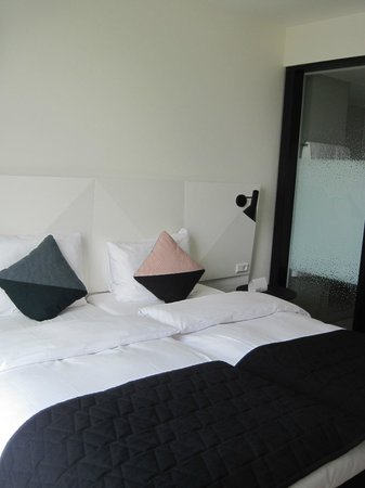 AC Hotel Bella Sky Copenhagen: Bed
