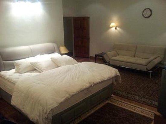 Villa D'Oria: Master Bedroom